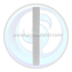 BII String Wound 1 Micron Sediment Filter 20"