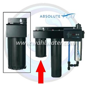 Absolute H2O IHS-10 Filter Housing 10