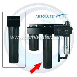 Absolute H2O IHS-10 Filter Housing 20"