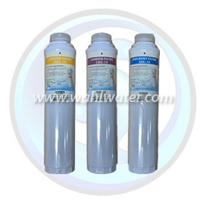 Canature 475 Pro Series RO Filter Set of 3 | SED-10 | COC-10 | GAC-10 | 65010086 | 65010088 | 65010089