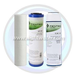 Reverse Osmosis Filter Set of 3 (GAC) | WW033