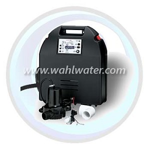 Sump Pump 12V Automatic Backup | 115V | Residential | Hydromatic | FG-2200