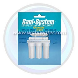 RO System Sanitizer | 0.25 FL. OZ | Sani-System® Liquid Concentrate | SS01SRO