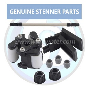 Stenner QuickPro Pump Head Service Kit 0-25 PSI | QP254K