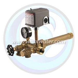 Tank Fitting Package | 30-50 PSI | 1