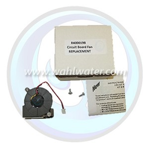 Circuit Board Cooling Fan Kit | Hallett 15XS | Upstream | R400019
