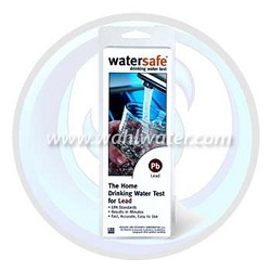 WaterSafe® | Lead Water Test Kit | WS-207
