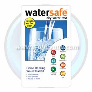 WaterSafe® | City Water Test Kit | WS-425B